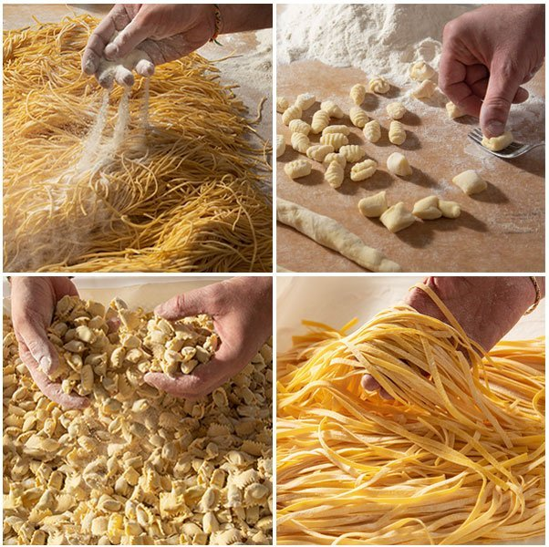 Pasta fresca - Macelleria Ponzo